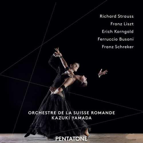 Yamada: Strauss, Liszt, Korngold, Busoni, Schreker (24/96 FLAC)
