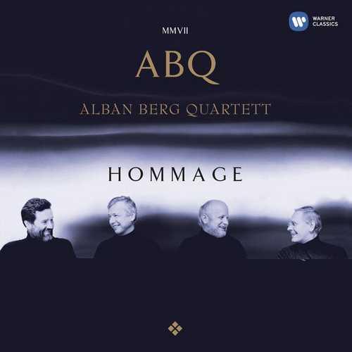 Alban Berg Quartett - Hommage (FLAC)
