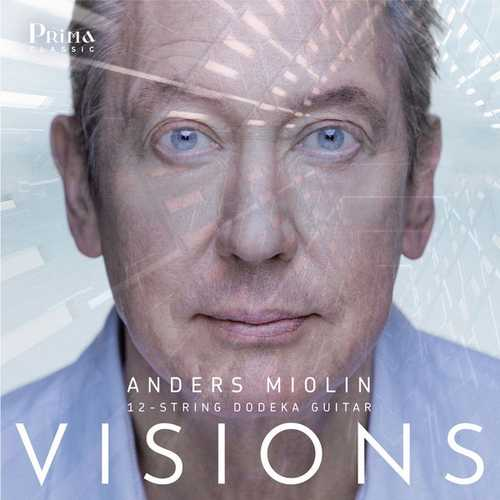 Anders Miolin - Visions (24/96 FLAC)