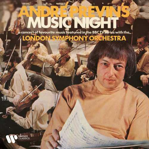 André Previn's Music Night (24/192 FLAC)