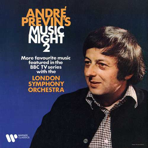 André Previn's Music Night vol.2 (24/192 FLAC)