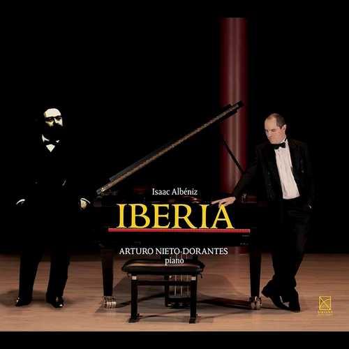 Nieto-Dorantes: Albéniz - Iberia (24/48 FLAC)