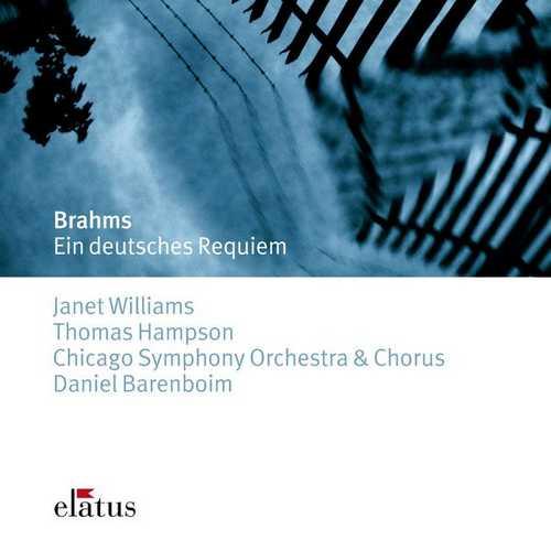Barenboim: Brahms - Ein Deutsches Requiem (FLAC)