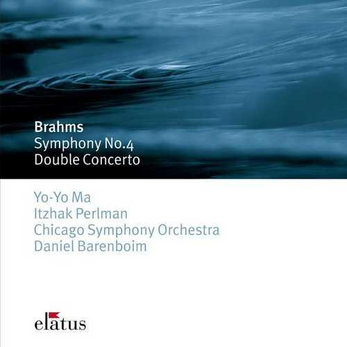 Barenboim: Brahms - Symphony no.4, Double Concerto (FLAC)
