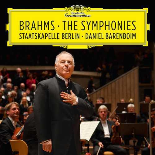 Barenboim: Brahms - The Symphonies (FLAC)
