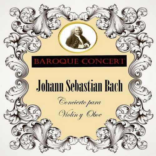 English Chamber Orchestra: Bach - Concierto para Violín y Oboe (FLAC)