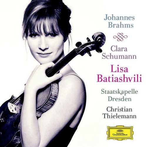 Lisa Batiashvili plays Brahms & Clara Schumann (24/96 FLAC)