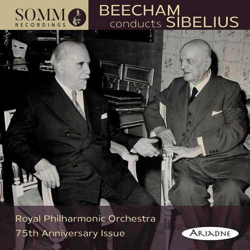 Beecham Conducts Sibelius (24/44 FLAC)