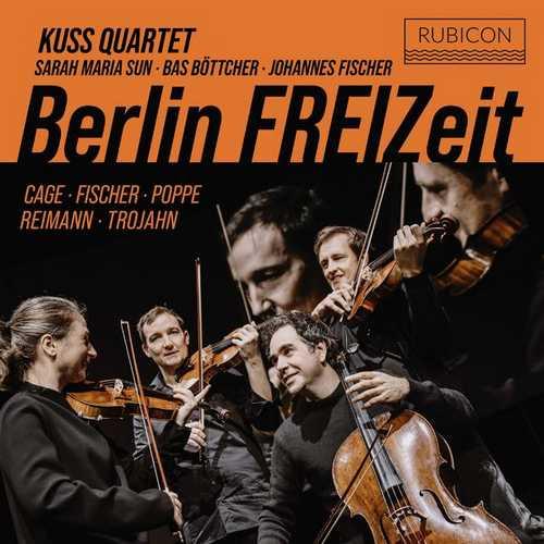 Berlin FREIZeit (24/48 FLAC)