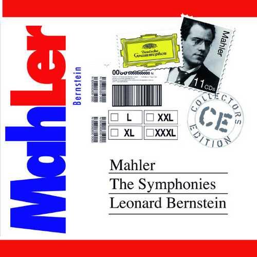 Bernstein: Mahler - The Symphonies (FLAC)