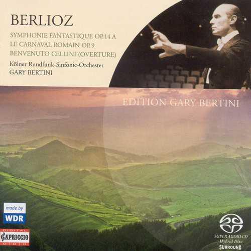 Edition Gary Bertini: Berlioz (FLAC)