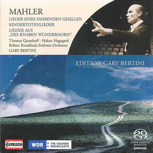 Edition Gary Bertini: Mahler (FLAC)