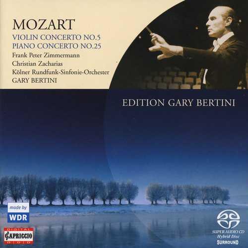 Edition Gary Bertini: Mozart (FLAC)