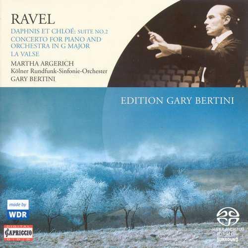 Edition Gary Bertini: Ravel (FLAC)