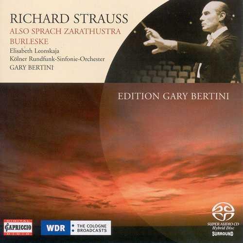 Edition Gary Bertini: Strauss (FLAC)