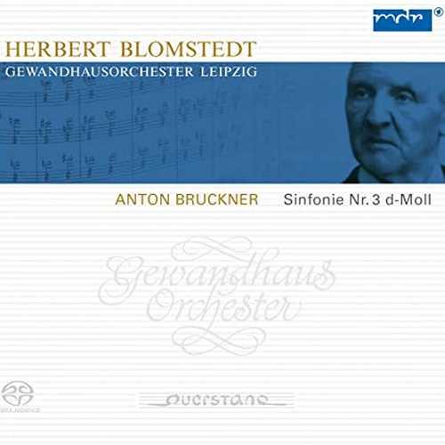Blomstedt: Bruckner - Sinfonie nr.3 (SACD)