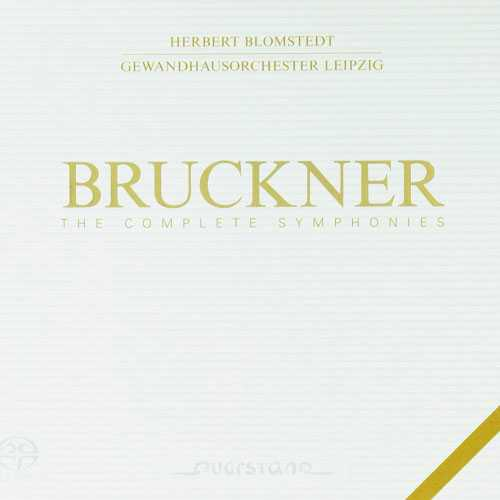 Blomstedt: Bruckner - The Complete Symphonies (FLAC)