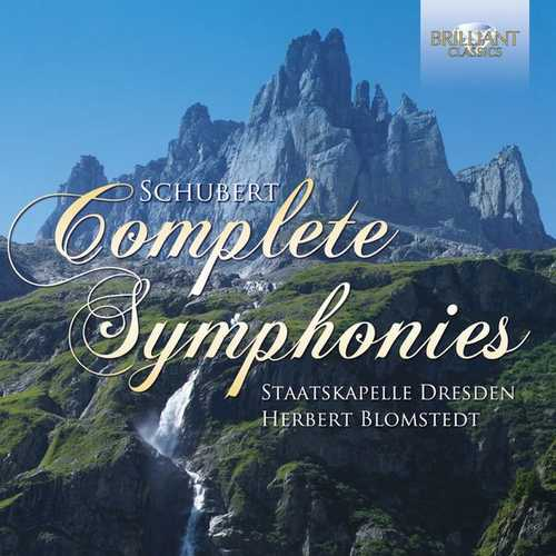 Blomstedt: Schubert - Complete Symphonies (FLAC)