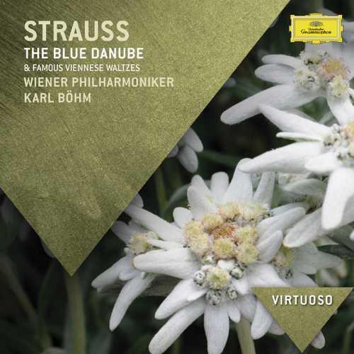 Böhm, Kleiber: Straus - The Blue Danube, Famous Viennese Waltzes (FLAC)