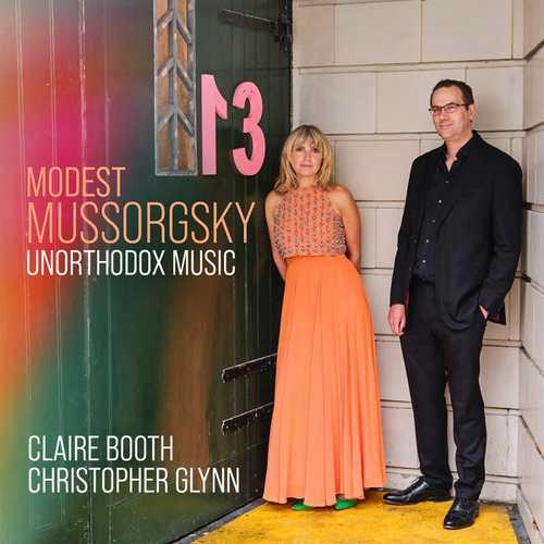 Booth, Glynn: Mussorgsky - Unorthodox Music (24/96 FLAC)