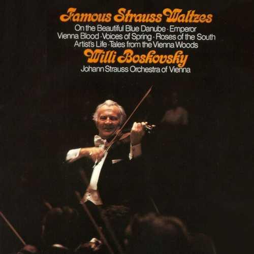Boskovsky: Famous Strauss Waltzes (FLAC)