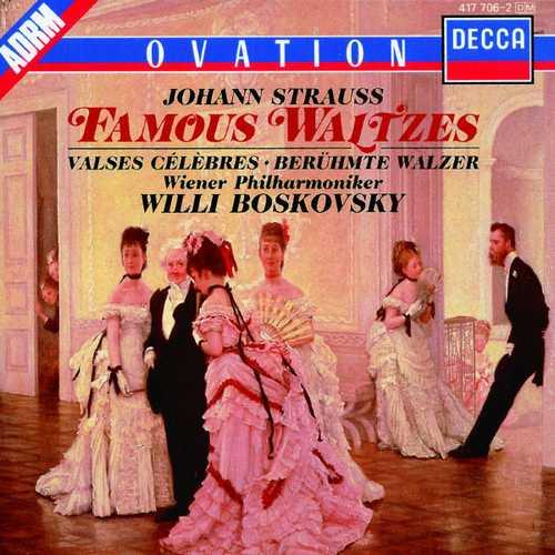 Boskovsky: Strauss - Famous Waltzes (FLAC)