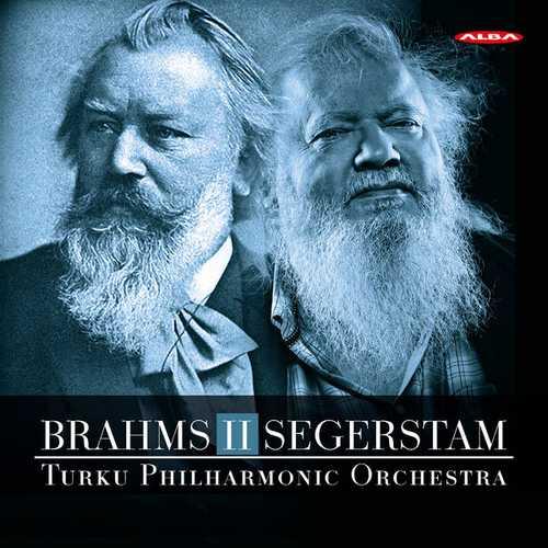 Brahms - Symphony no.2; Segerstam - Symphony no.289 (24/96 FLAC)