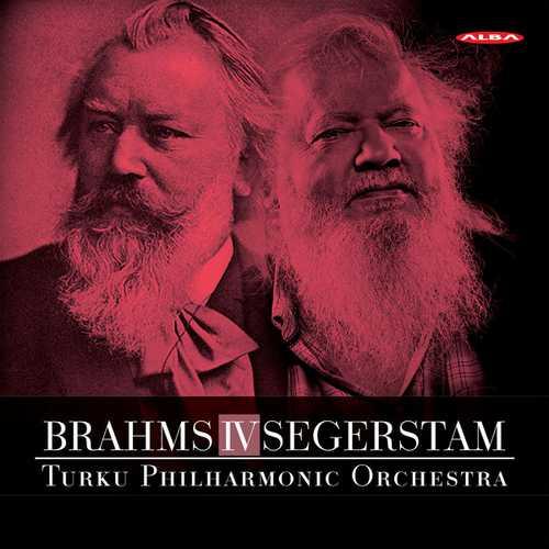 Brahms - Symphony no.4; Segerstam - Symphony no.295 (24/96 FLAC)