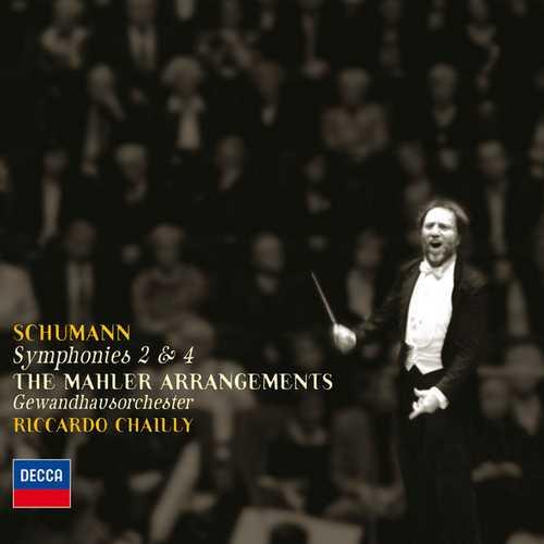 Chailly: Schumann - Symphonies no.2 & 4 (FLAC)