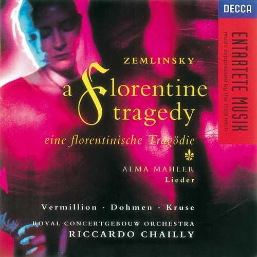 Chailly: Zemlinsky - A Florentine Tragedy (FLAC)