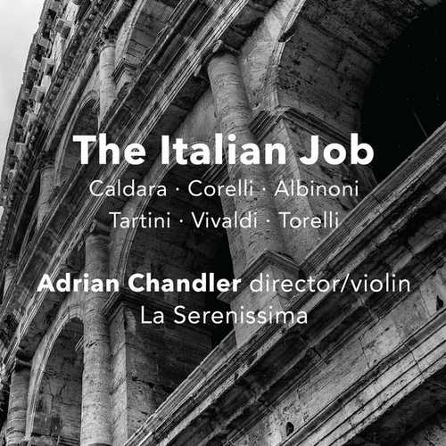 La Serenissima: The Italian Job (24/96 FLAC)
