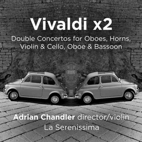 La Serenissima: Vivaldi x2 (24/96 FLAC)