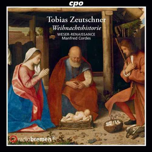 Cordes: Tobias Zeutschner - Weihnachtshistorie Magnificat (FLAC)