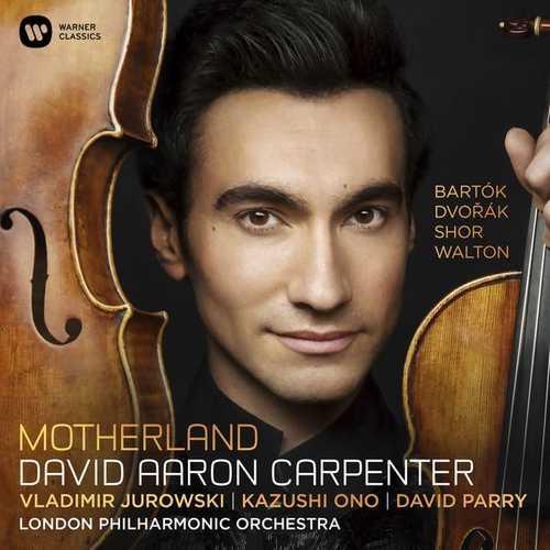 David Aaron Carpenter - Motherland (24/96 FLAC)
