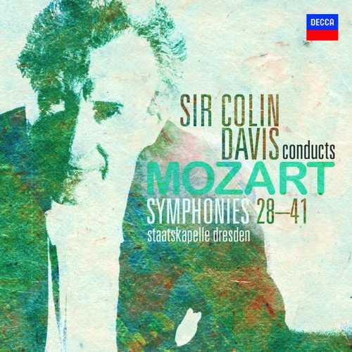 Davis Conducts Mozart Symphonies 28-41 (FLAC)