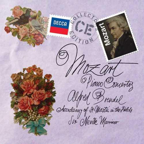 Brendel, Marriner: Mozart - Piano Concertos (FLAC)
