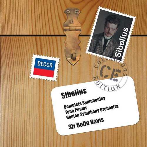 Sibelius - Complete Symphonies & Tone Poems (FLAC)