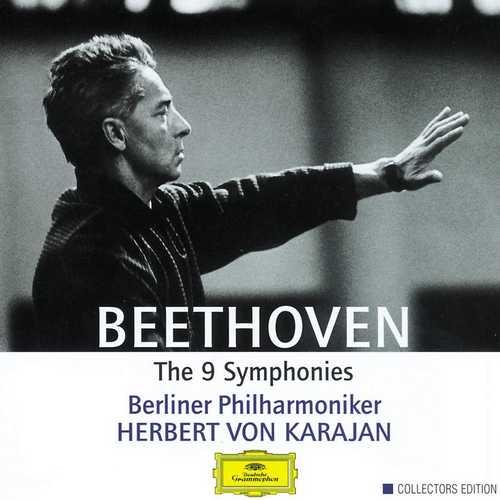Karajan: Beethoven - The 9 Symphonies (FLAC)