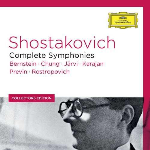 Shostakovich - Complete Symphonies (FLAC)
