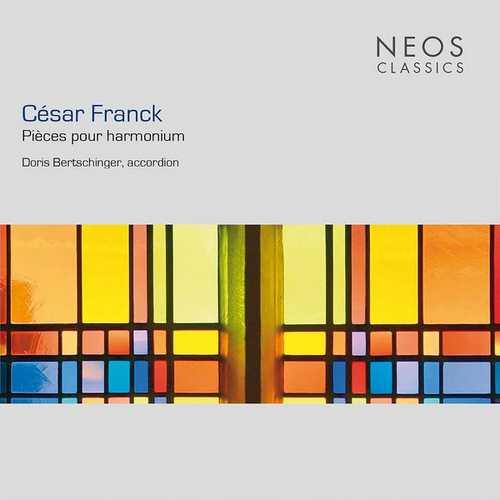 Bertschinger: César Franck - Pièces Pour Harmonium (24/44 FLAC)