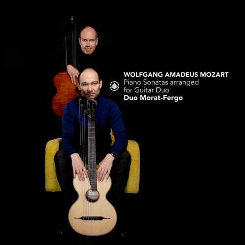 Duo Morat-Fergo: Mozart - Piano Sonatas Arranged for Guitar Duo (24/192 FLAC)