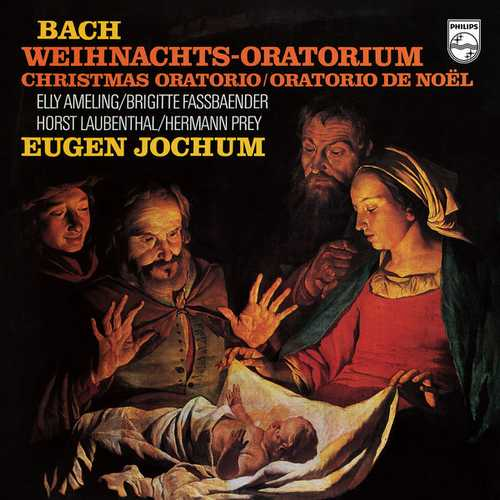 Eugen Jochum - The Choral Recordings on Philips vol.4 (FLAC)