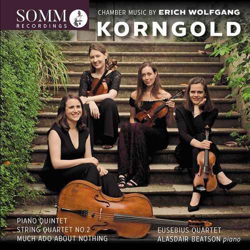 Eusebius Quartet: Korngold - Chamber Music (24/48 FLAC)
