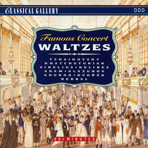 Famous Concert Waltzes (FLAC)