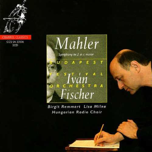 Fischer: Mahler - Symphony no.2 (24/192 FLAC)