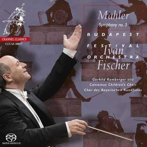 Fischer: Mahler - Symphony no.3 (24/192 FLAC)