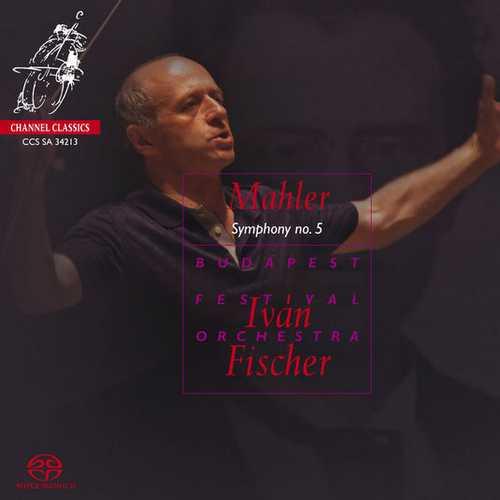 Fischer: Mahler - Symphony no.5 (24/192 FLAC)