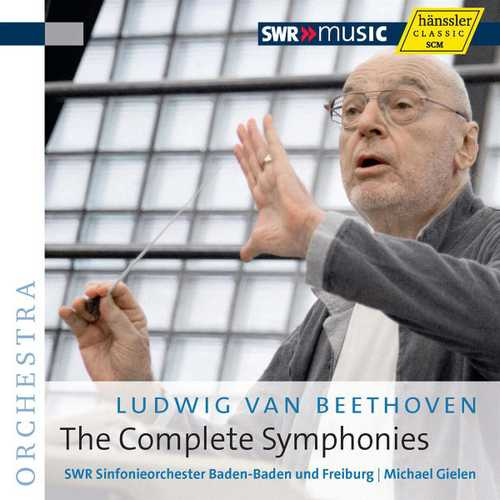 Gielen: Beethoven - The Complete Symphonies (FLAC)