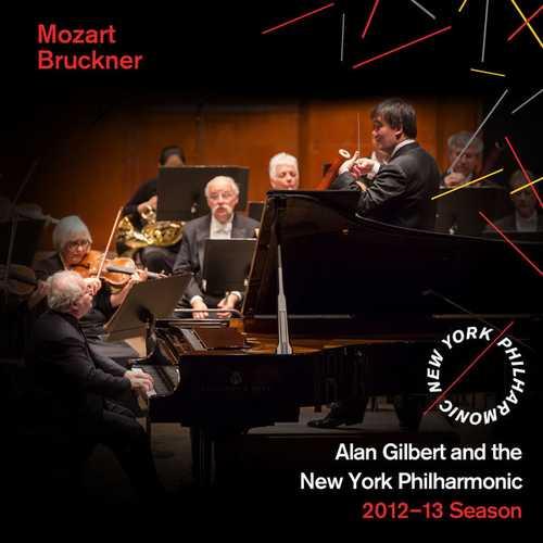 Gilbert: Mozart, Bruckner - New York Philharmonic 2012-2013 Season (FLAC)