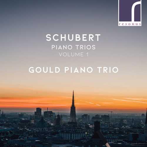 Gould Piano Trio: Schubert - Piano Trios vol.1 (24/96 FLAC)